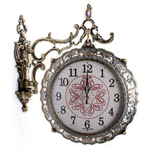 케티9A6 양면시계[핑크/자주/펄]