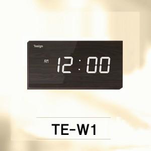 TE-W1/ 디자인벽시계, 인테리어사무실, 데코시계