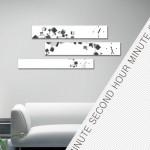 큐브 무소음디자인시계[시분/시분초 시계 선택]벽걸이시계/예쁜벽시계/특이한시계/벽시계쇼핑몰/다양한시계/프리미엄벽시계/인기선물벽시계/