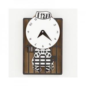 시간의 구속 무소음벽시계