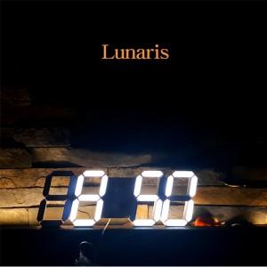루나리스  LED 미니 벽시계 (일시품절) 8월말 입고