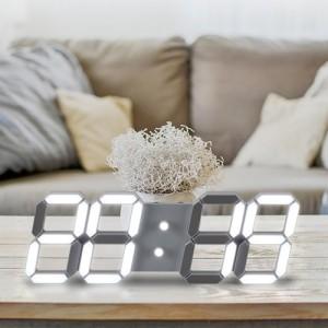 3D LED 벽시계