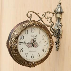장미양면시계