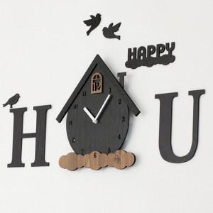 해피하우스 무소음벽시계