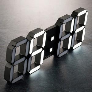 루나리스  LED 벽시계